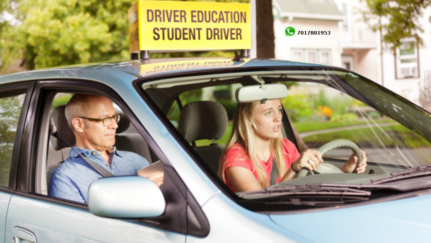 Driving instructor in Meerut