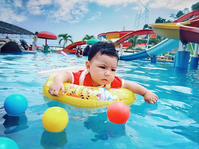 Kolam Renang Victory Waterpark Bandung