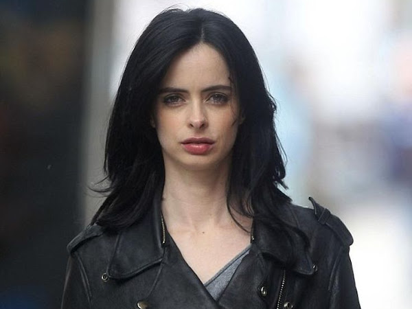 Finally! Jessica Jones, not a superhero at all. But something much better.