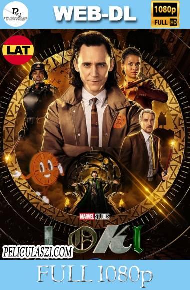 Loki (2021) Full HD Temporada 1 WEB-DL 1080p Dual-Latino