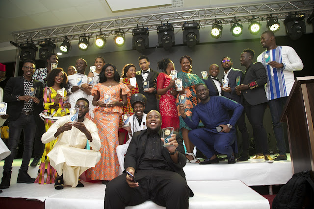 """Daraja HAÏDARA from Mali wins """"African Young Personality of the Year"""" at the Africa 3535 Awards ceremony"""