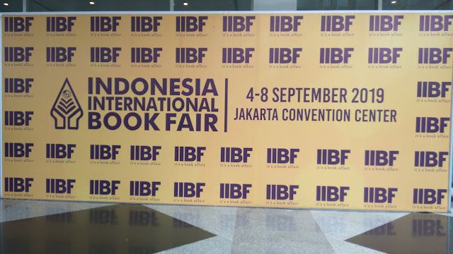 Indonesia International Book Fair 2019 (dok.windhu)