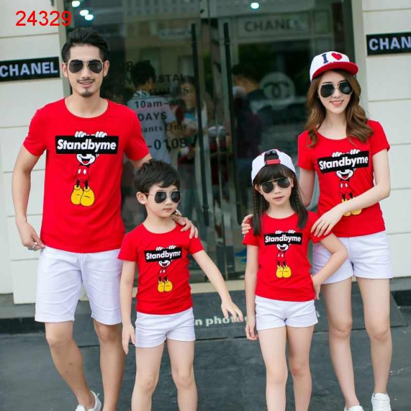 Jual Couple Keluarga Family SBM Mickey - 24329