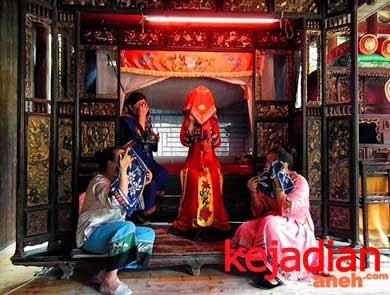 Tradisi Pengantin Menangis Di Cina Tradisi Pernikahan Aneh Tapi Nyata Di Dunia