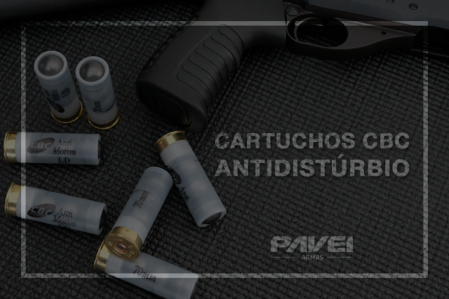 CARTUCHOS LESS LETHAL