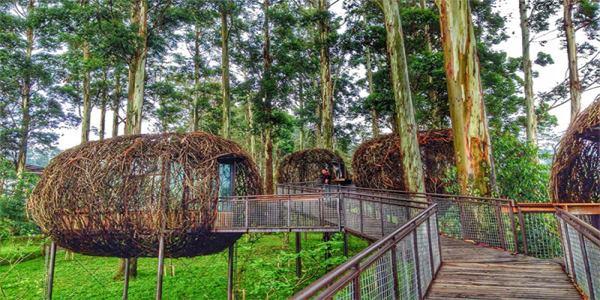 Dusun Bambu Lembang : Wisata Alam Dengan Sejuta Pesona Eksotisme