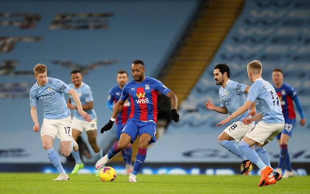 مشاهدة ملخص اهداف مباراة مانشستر سيتي وكريستال بالاس (4-0) في الدوري الإنجليزي