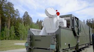 Desarrollan la plataforma para el nuevo sistema láser de combate ruso Peresvet
