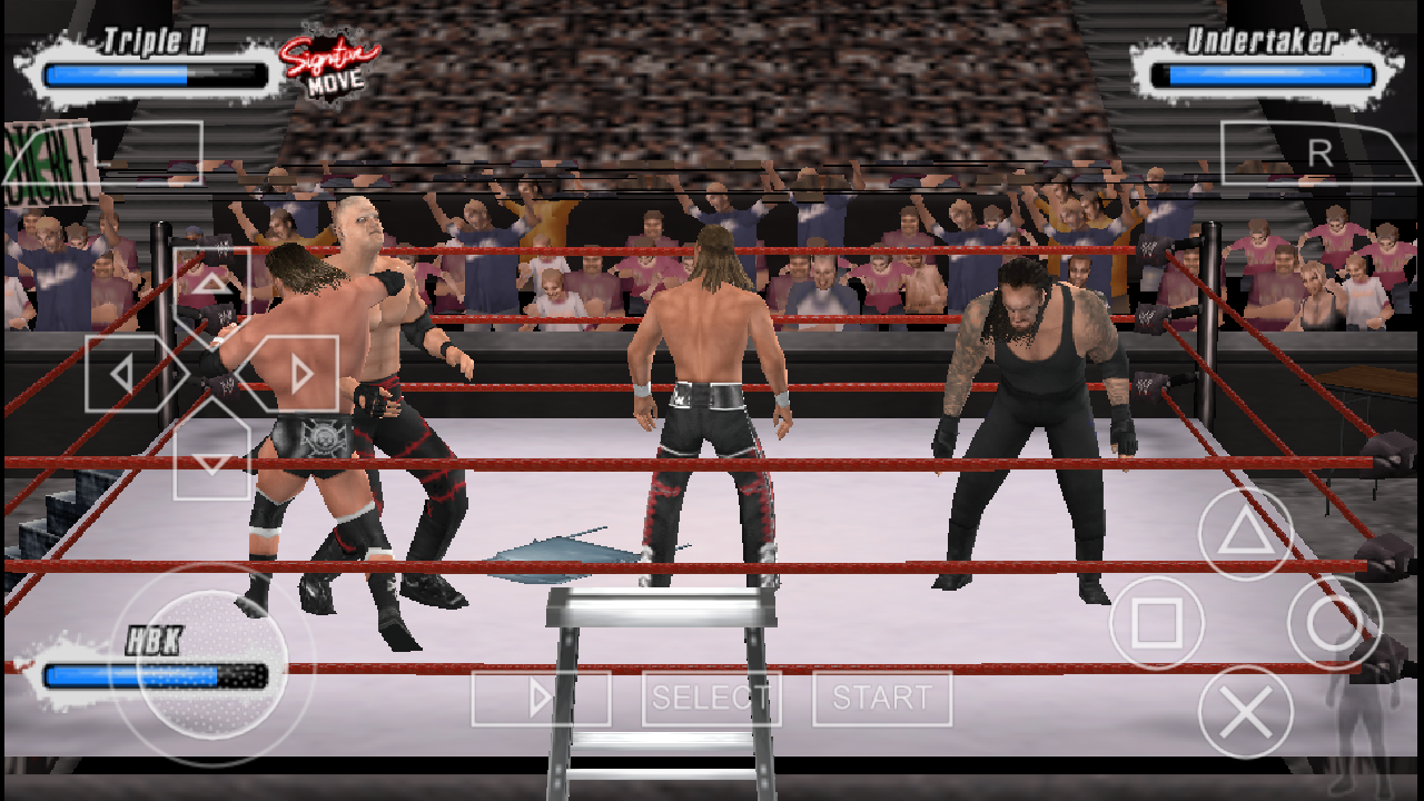 Play celebrity smackdown 3
