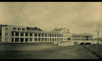 Sanatorio para tuberculosos de Quintana del Puente, Palencia.