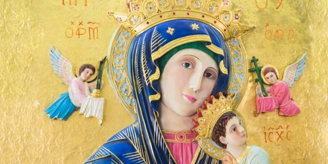 Doa kepada Maria, Penolong Umat Kristen Selama Masa Pencobaan