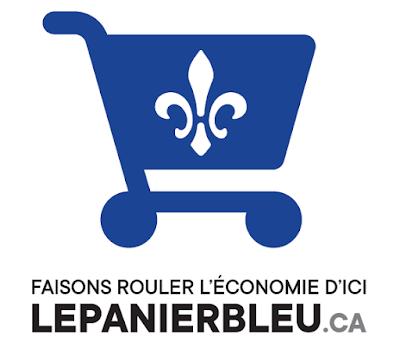 Québec soutient l'achat local avec le projet Le Panier Bleu