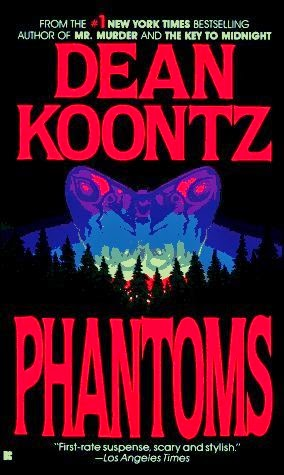 BOOK REVIEW: Phantom's by Dean Koontz