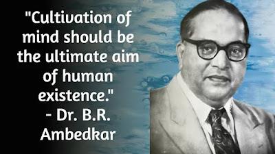 Dr. Bhimrao Ambedkar Quotes