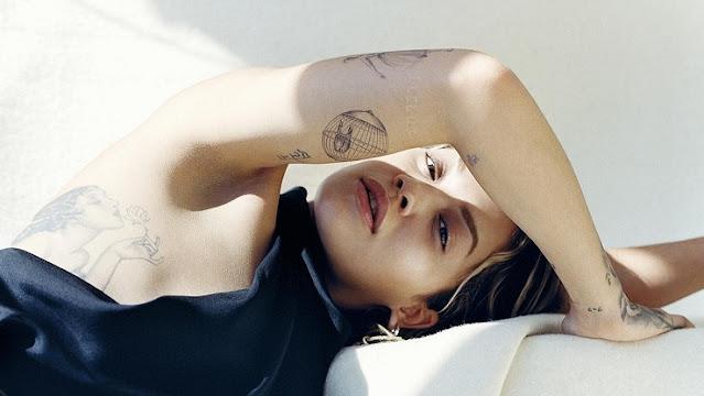 Rita Ora ha un tatuaggio preferito in albanese