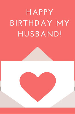Happy Birthday Messages and Wishes for Husband