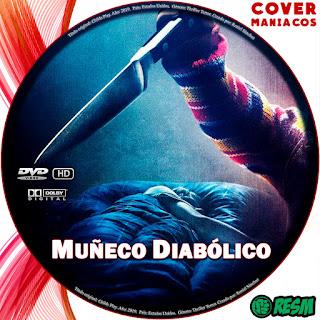 GALLETA - MUÑECO DIABOLICO - CHILDS PLAY 2019 [COVER DVD]
