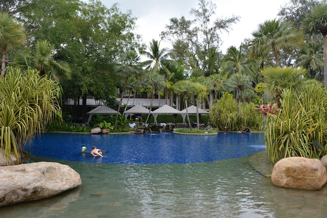 Indigo Pearl Phuket swimming pool