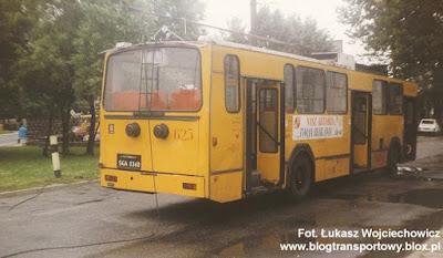 Trolejbus Jelcz PR-110E