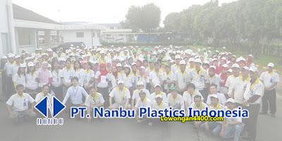 Lowongan Kerja PT. Nanbu Plastics Indonesia Desember 2020