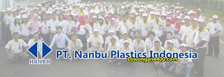 Lowongan Kerja PT. Nanbu Plastics Indonesia Juni 2021