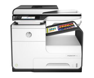 HP Enterprise Color MFP PageWide 586f Drivers