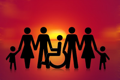 group of individuals of different genders and abilities