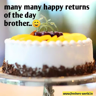 happy birthday wishes in hindi for brother