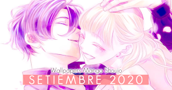 Wallpapers Manga Shoujo: Setiembre 2020