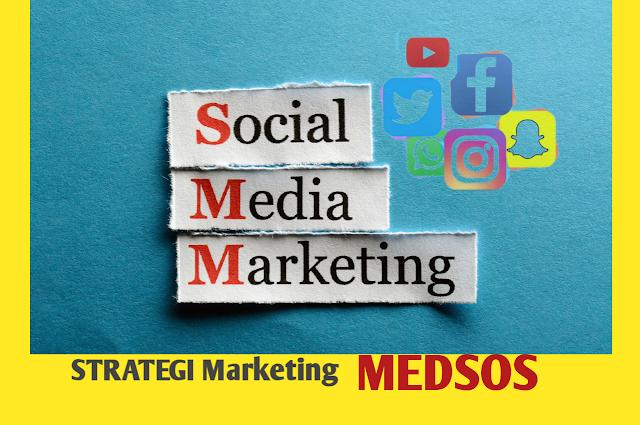 Strategi pemasaran media sosial