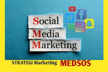 Strategi Pemasaran Media Sosial (Marketing Online) untuk Bisnis