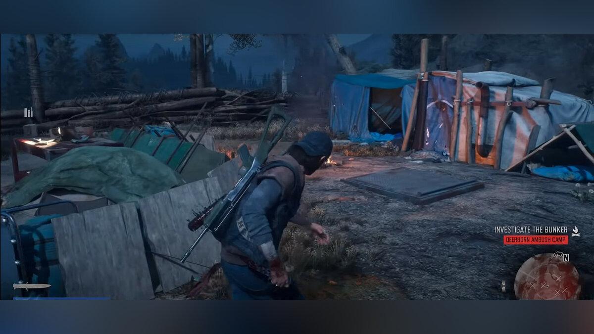 Dearborn Ambush Camp
