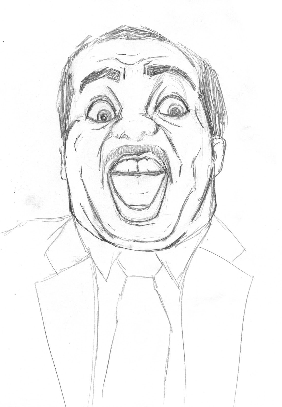 Draw Ward Office Laughter