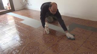 Preparar suelo para instalación de parquet