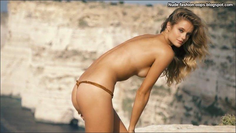 Nude Fashion Photoshoot