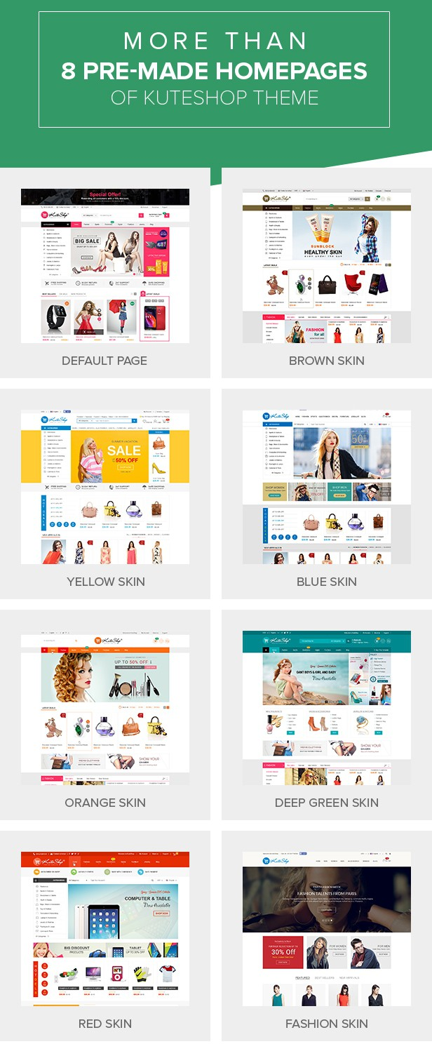 Best Multipurpose WooCommerce WordPress Theme