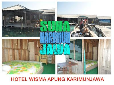 Paket Hotel Wisma Apung