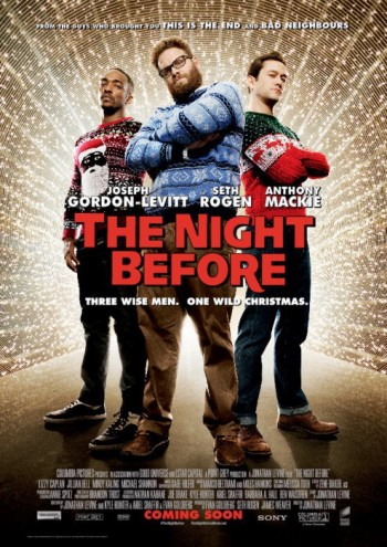 The Night Before 2015 English Movie Download