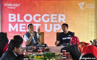 Blogger Meet Up Wake Up Wakaf