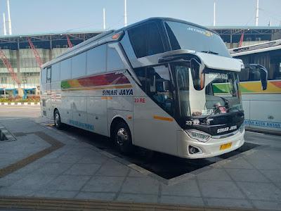 Foto Bus Sinar Jaya 23RE