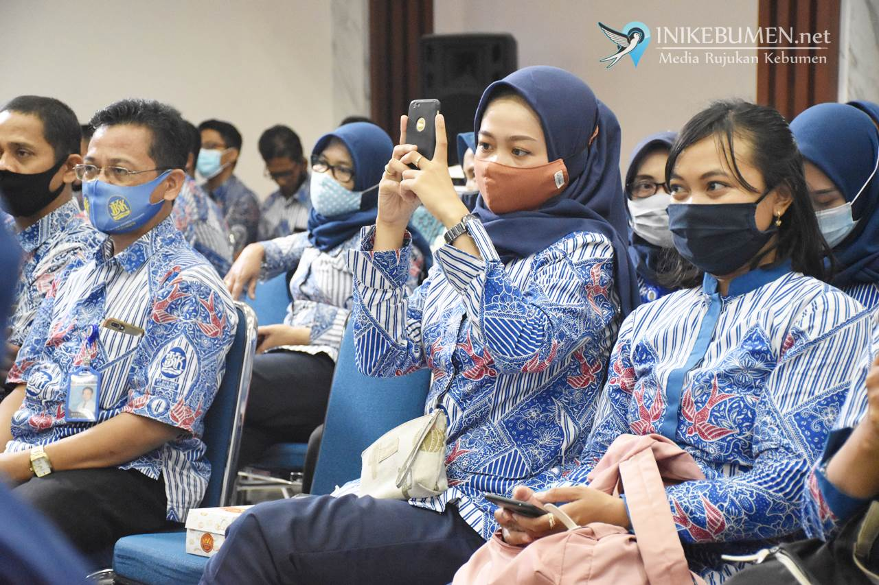 PT BPR BKK Kebumen Diminta Tingkatkan Mutu Pelayanan