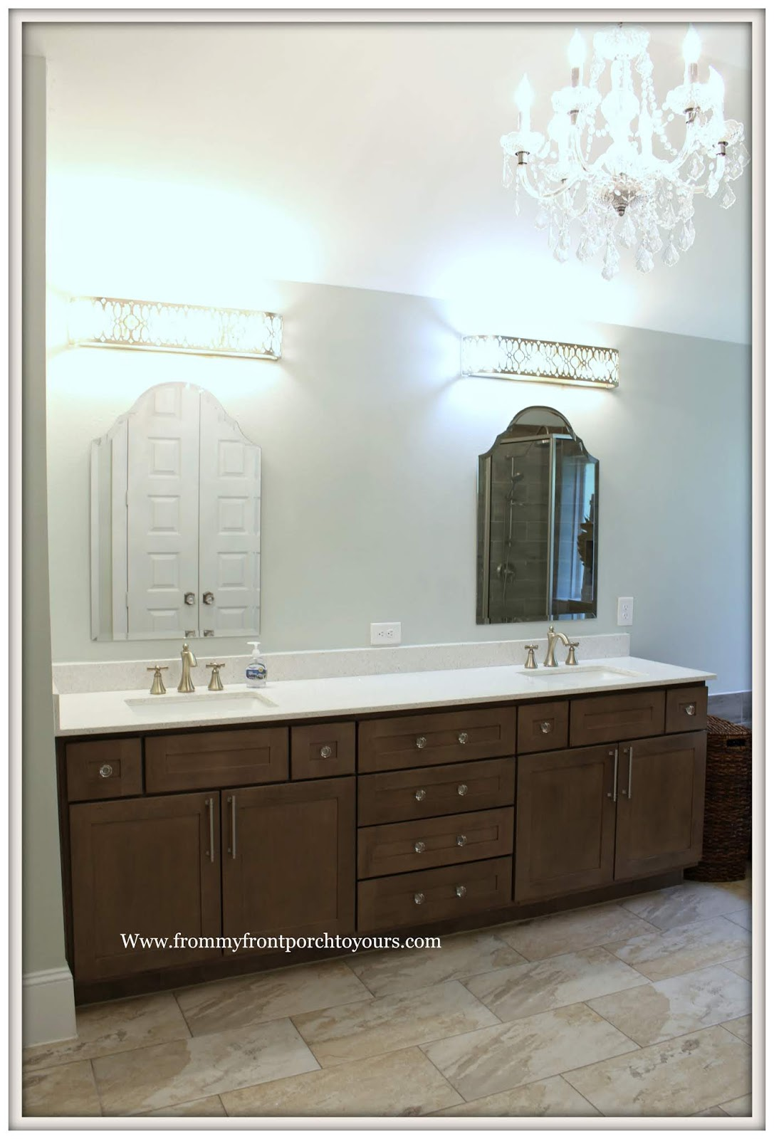 From My Front Porch To Yours: Master Bathroom Makeover Update ...