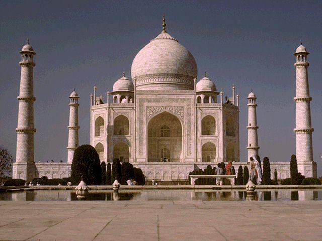 MOBILE WALLPAPERS IMAGES: Taj Mahal Wallpapers Images Pics