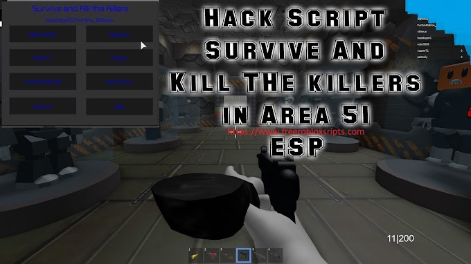Survive the Killer GUI