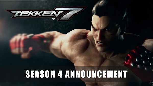 Tekken 7 season 4 announcement
