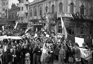festejos liberacion francia 25 agosto 1944 18 y Barbato