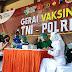 Polres Purbalingga Gelar Vaksinasi Massal Dosis Kedua, Masyarakat Sampaikan Apresiasi