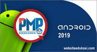Aplikasi PMP Versi Android 2019