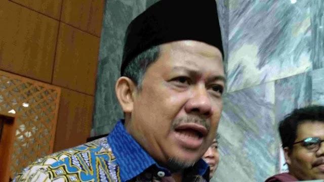 Fahri Hamzah: KPK Kotor, Segera Insaf Sebelum Dilempar Telur