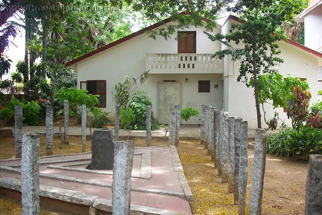 Cholamandal Artists Village Accommodation